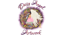 Daisy Angel Artwork